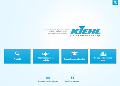 Nuova App Kiehl